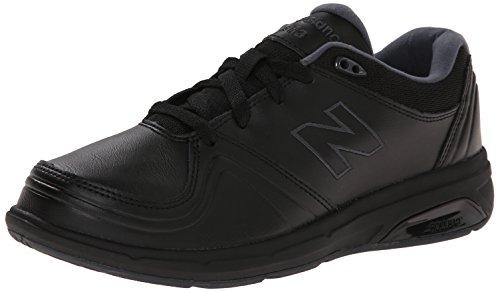 New Balance Women's WW813 Walking Shoe, Black, 8.5 4E US by New Balance