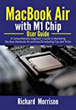 MacBook Air with M1 Chip User Guide: A