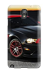 taoyix diy Ultra Slim Fit Hard Jeremy Myron Cervantes Case Cover Specially Made For Galaxy Note 3- 2012 Ford Mustang Boss Car