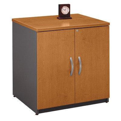 Series C 2 Door Storage Cabinet Finish: Natural Cherry - Natural Cherry 2 Door Cabinet