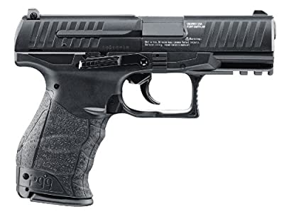 Walther PPQ .177 Caliber BB/Pellet CO2 Powered Airgun Pistol