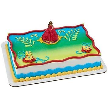 elena of avalor sheet cake