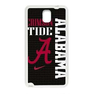 JIUJIU Alabama Crimson Tide Fahionable And Popular Back Case Cover For Samsung Galaxy Note3