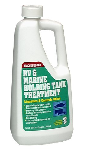 Roebic Laboratories  Inc  Rv Recreational Vehicle And Marine Holding Tank Treatment  32 Ounce