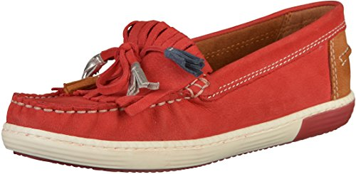 Marco Tozzi 2-24610-20 Womens Loafers Chili mMiNQ9g