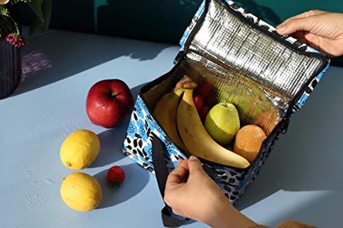 L'école Isolé Lunch Bellecita Imperméable Grande Mignonne Travail Pour À Capacité L'eau Fraîche Paquet De Le Sac Et Isolant D'impression qBwRC4
