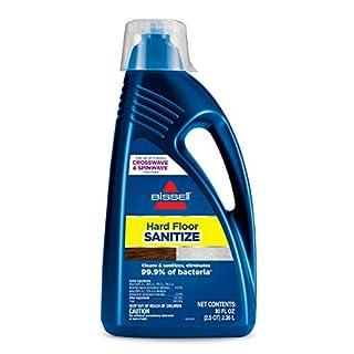 Bissell Hard Floor Sanitize Formula, 80 oz, 2504L
