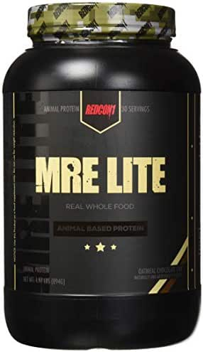 Protein & Meal Replacement: REdCon1 MRE Lite