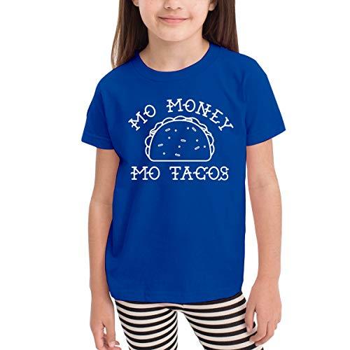 Marcus Roberta Mo Money Mo Tacos Kids T-Shirt Unisex Classic T-Shirt Blue 4T