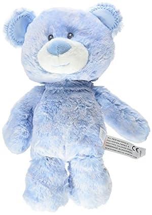 Aurora World Huggie Plush, Baby Bear, Blue by Aurora World