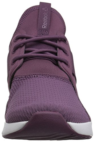 Reebok Women's Guresu 1.0 Running Shoe Washed Plum/White clearance Manchester gZCFAi