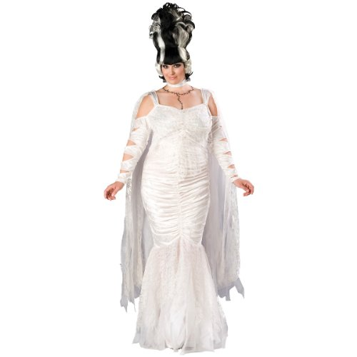 Monster Bride Adult Costume - Plus Size 2X by InCharacter