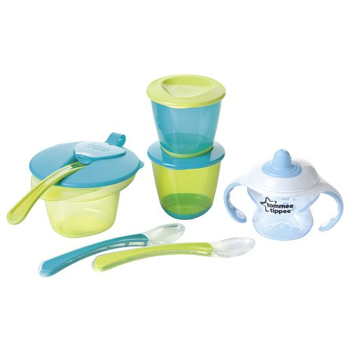 Tommee Tippee Explora Weaning Kit (Blue)