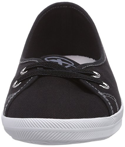 Tamaris 23608 Damen Slipper Schwarz (Black 001)
