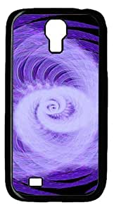 Abstract Rotating Light Custom Designer Samsung Galaxy S4 SIV I9500 Case Cover - Polycarbonate - Black