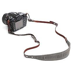 Ona The Lima Camera Strap - Smoke