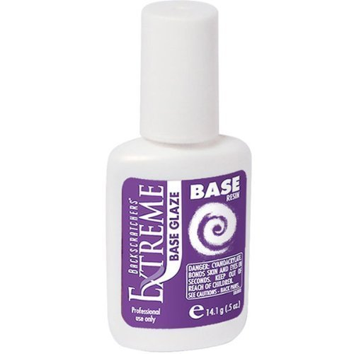 BackScratchers Extreme Base Glaze - 0.5 oz. - Back Scratchers Nail
