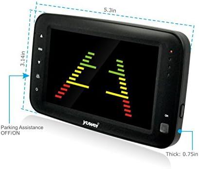 Yuwei 4.3 Wireless Digital LCD High Definition Monitor with Grid-Line for YW-34132