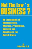 Not the Law's Business?, Gilbert Geis, 0898752418