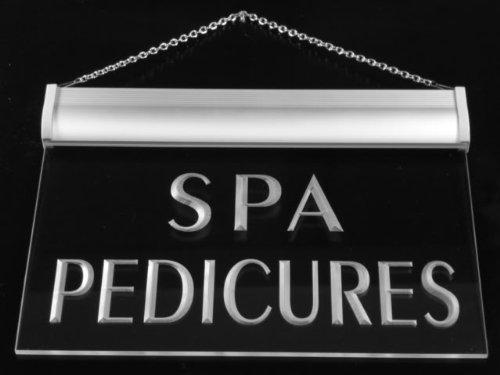 Spa Pedicures Beauty Salon Shop LED Sign Neon Light Sign Display j716-b(c) by AdvPro 3D Sign (Image #4)
