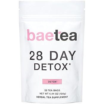 Amazon.com: Zero Tea 14 Day Detox Tea, Weight Loss Tea
