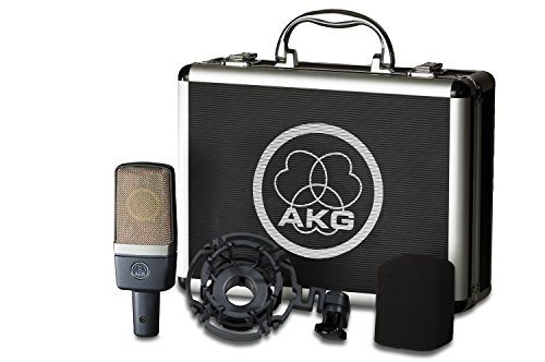Presonus Studio1810C USB-C Audio Interface with Large Diaphragm Condenser Microphone and Headphones