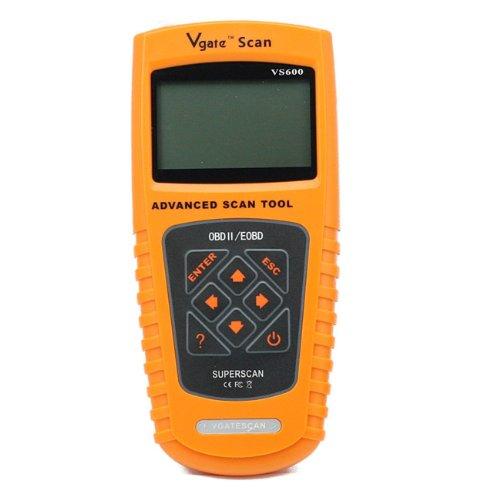 Vgate VS600 Diagnostic Troublecodes datastream