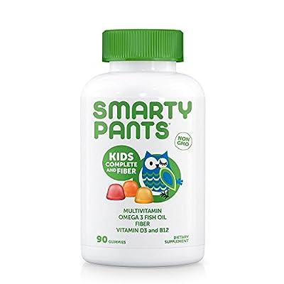 SmartyPants Kids Complete Gummy Vitamins