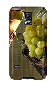 For Galaxy S5 Fashion Design Still Life Case-UJVITNr9451acmgR