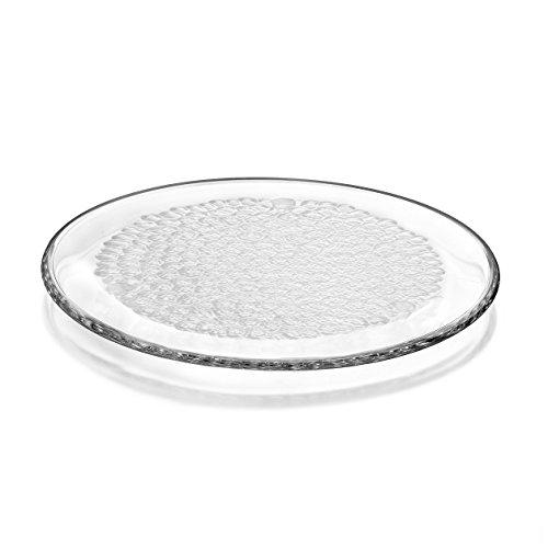 Orrefors Pearl Round Platter, -