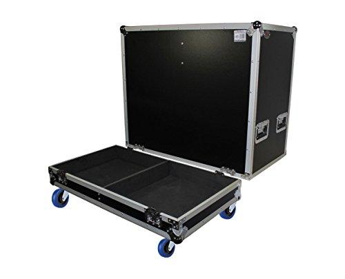 ProX X-JBL-VRX932LAP Universal JBL ATA Flight Case for 2x VRX932LAP Speaker by Pro-X