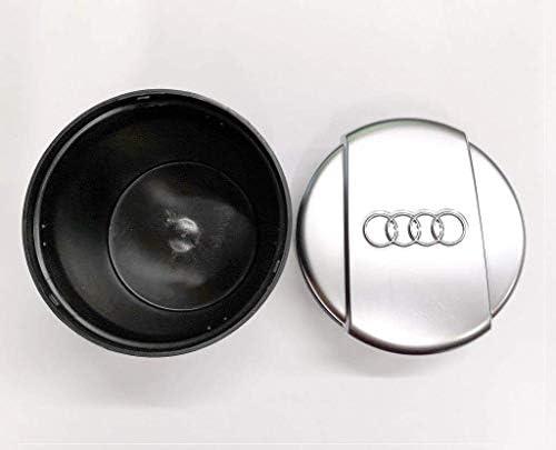 Cric voiture portable couvercle aluminium bross/é A1 A3 A4 A5 Q3 Q5 Q7 Q8 AutoFullCar