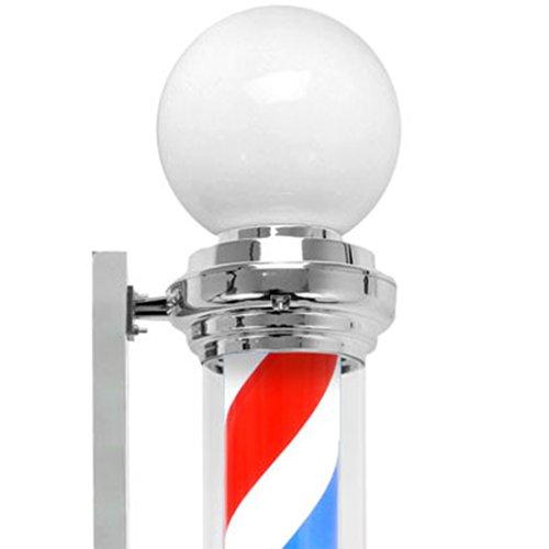 Barbershop Barber Globe Stripes Spinning product image