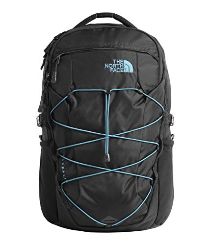 The North Face Unisex Borealis Tnf Black/Storm Blue One Size (/ Apparel Womens Fashion Sport)