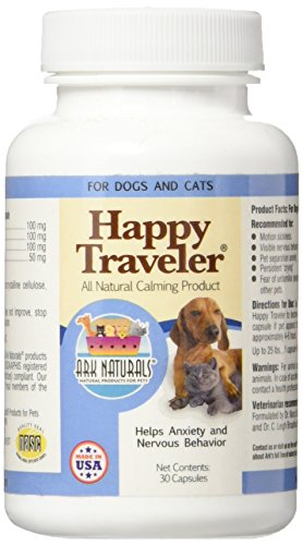Happy Traveler - 30 - Capsule (Ark Naturals Happy Traveler)