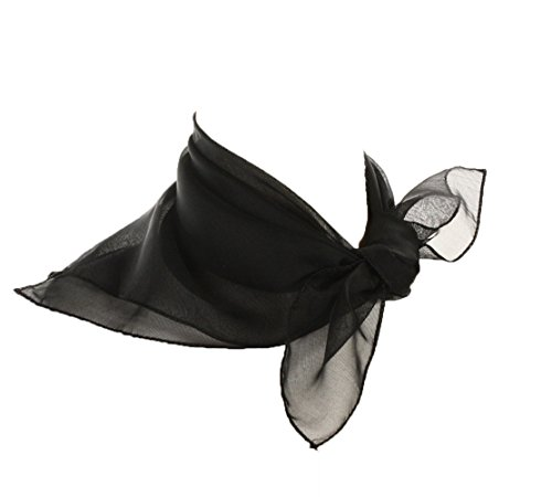 Nylon Chiffon Scarves - 8
