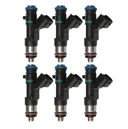 - Set of 6 280158005 Fuel Injectors fits MAXIMA ALTIMA V6 QUEST MURANO