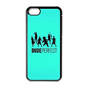 iPhone 5c Cell Phone Case Black dude perfect logo music JSK674760