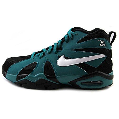 Nike Aire De Los Hombres De Diamantes Furia '96 Zapatillas De Deporte 724971 Agua Dulce / Blanco-negro El mejor lugar barato en línea Venta de tienda Sitio oficial en línea Bajo costo de envío Koon6vsDeB