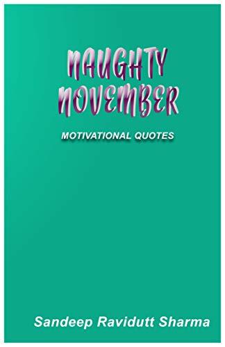 Amazon.com: Naughty November: Motivational Quotes eBook ...