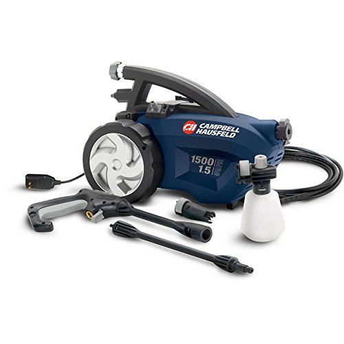 Campbell Hausfeld 1500 PSI Tool-Free Assembly Pressure (Ford Mobile Ease)