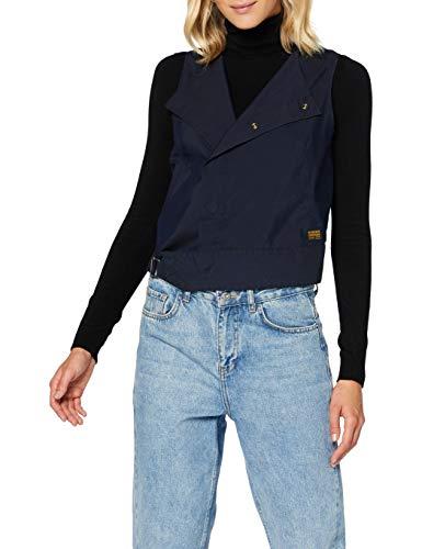 G-Star Raw Wrap Top_Shirt Dames Shirt