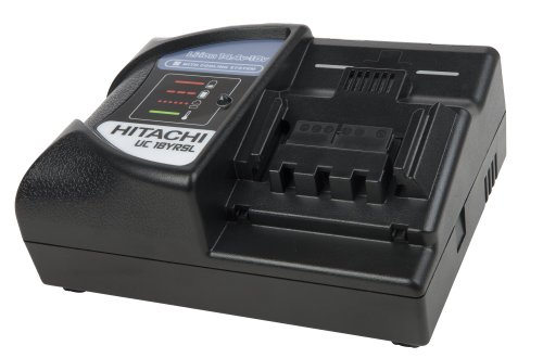Hitachi UC18YRSL 14-18-Volt Universal Rapid Charger (Discontinued by manufacturer)