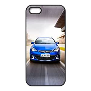 Opel iPhone 5 5s Cell Phone Case Black Qorny