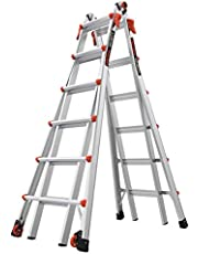 Little Giant Ladder Systems Velocity 300-Pound Duty Rating Multi-Use Ladder