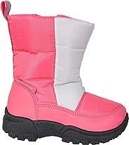 Mountain Warehouse Snowball Kids Snow Boots -Boys & Girls Winter