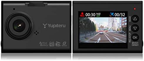 ユピテル ドライブレコーダー DRY-ST7000c 駐車監視機能付