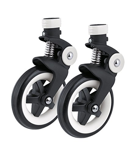 Bugaboo Bee Plus 2010-2013 Swivel Front Wheels -- Set.