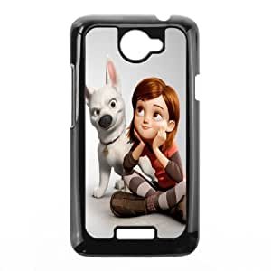 Quotes protective Phone Case Bolt Dog For HTC One X NP4K02179