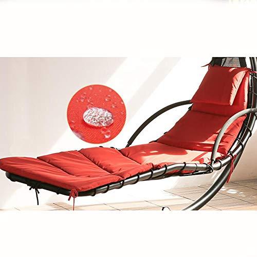 Hanging Lounge Chair Outdoor Hammocks, Waterproof Sun